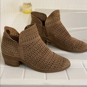 Women's Suede Booties
